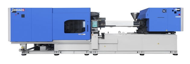 "JSW Releases Newly Developed ""J-ADS"" Series Medium-size Electric Servo Drive Injection Molding Machines."
